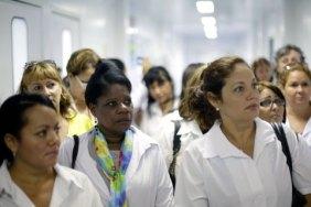 Brazil Cuban Doctors